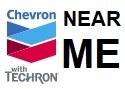 Chevron with Techron near me logo